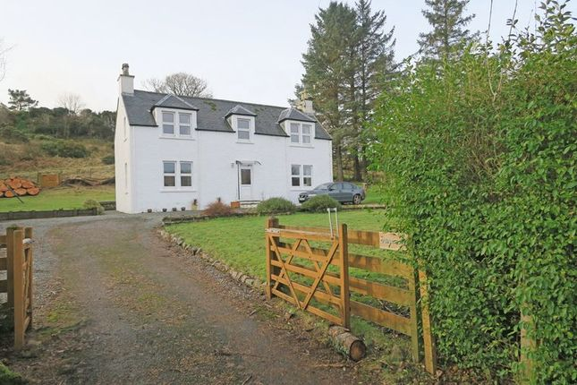 Thumbnail Detached house for sale in Staffin Road, Portree