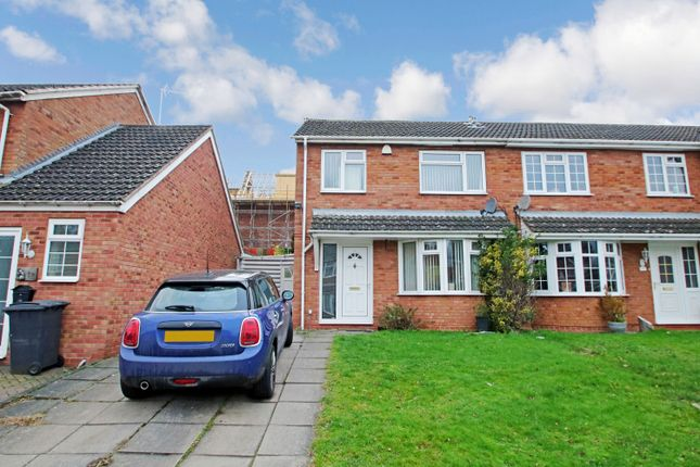 Semi-detached house in  Brutus Drive  Coleshill  Birmingham  Birmingham
