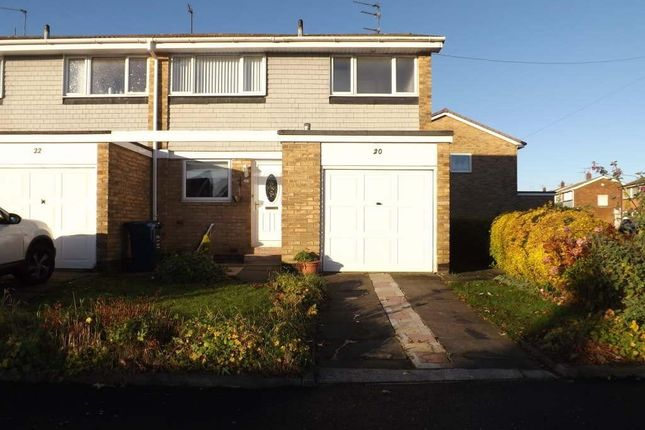 Thumbnail Semi-detached house to rent in Pilton Road, Westerhope, Newcastle Upon Tyne