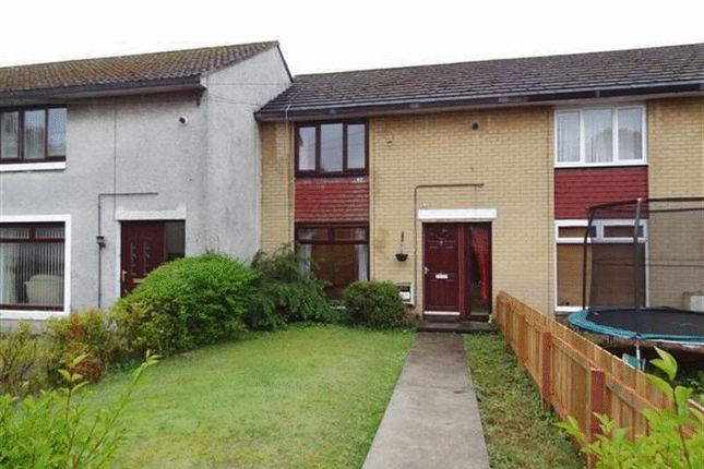 Thumbnail Terraced house to rent in Ravenswood Drive, Glenrothes, Fife