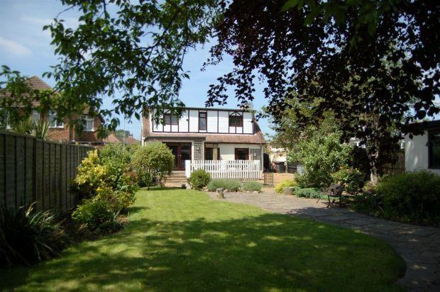 Thumbnail Detached house for sale in Northampton Lane South, Moulton, Northampton