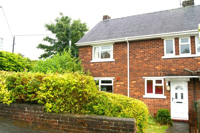 Thumbnail Semi-detached house for sale in Bryn Rhedyn, Southsea, Wrexham