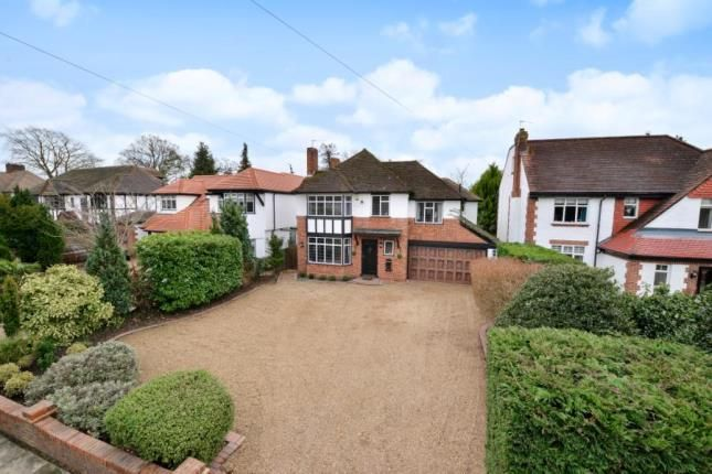 5 bed detached house for sale in Marlings Park Avenue, Chislehurst