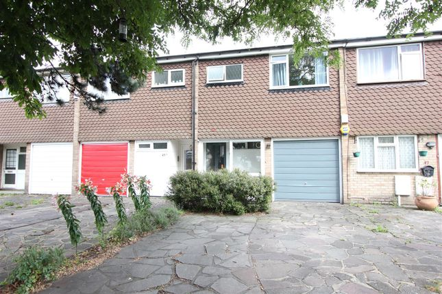 3 bed terraced house for sale in Warminster Road, London
