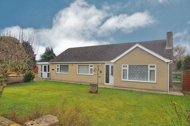4 bed detached bungalow for sale in Middle Road, Tydd St. Mary, Wisbech PE13