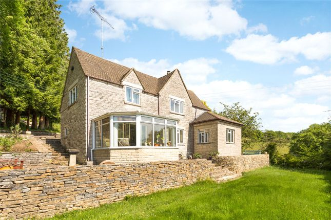 Thumbnail Detached house for sale in Paradise, Painswick, Stroud, Gloucestershire