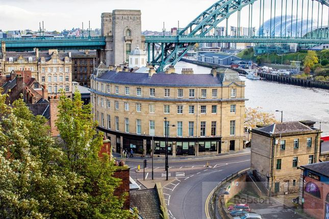 Thumbnail Flat to rent in Watergate Buildings, 58 Sandhill, Quayside