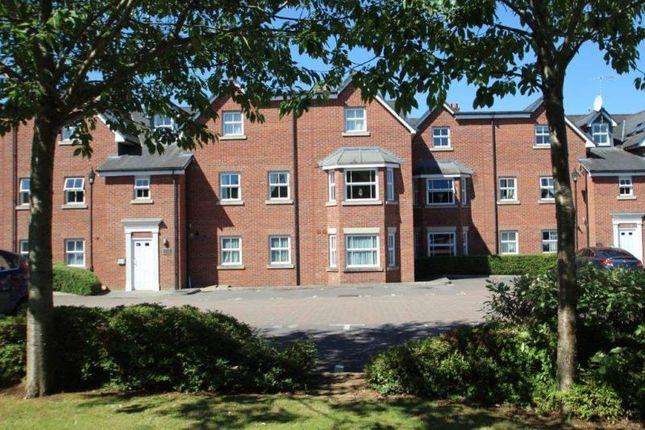 Thumbnail Flat for sale in Augustine Court, Spire View, Sallisbury, Wiltshire