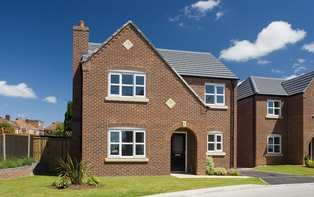Thumbnail Detached house for sale in The Malham, Mold Road, Ewloe Green