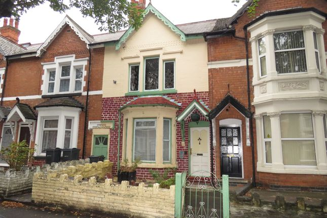 Thumbnail Terraced house for sale in Kings Road, Stockland Green, Birmingham