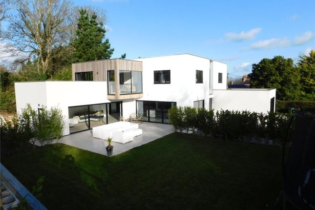 Thumbnail Detached house for sale in Treloyan, St Ives, Cornwall