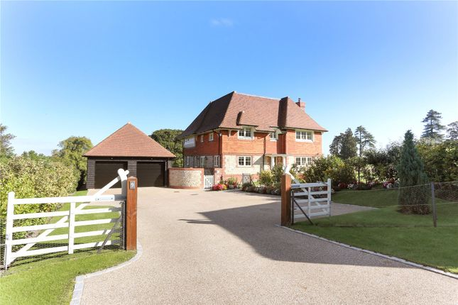 4 bed detached house for sale in Wallace Square, Lavington Park, Petworth, West Sussex