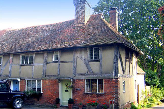 Thumbnail Semi-detached house for sale in High Street, Penshurst, Tonbridge
