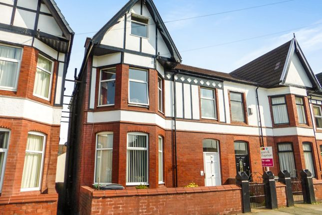 Thumbnail Semi-detached house for sale in Gorsehill Road, New Brighton, Wallasey