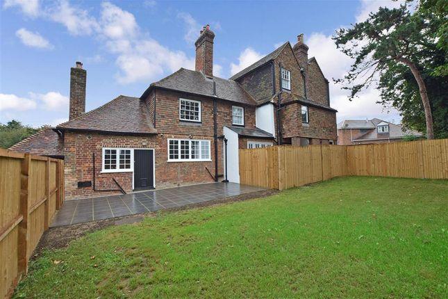 Rear Elevation of Barrow Hill House, Ashford, Kent TN24