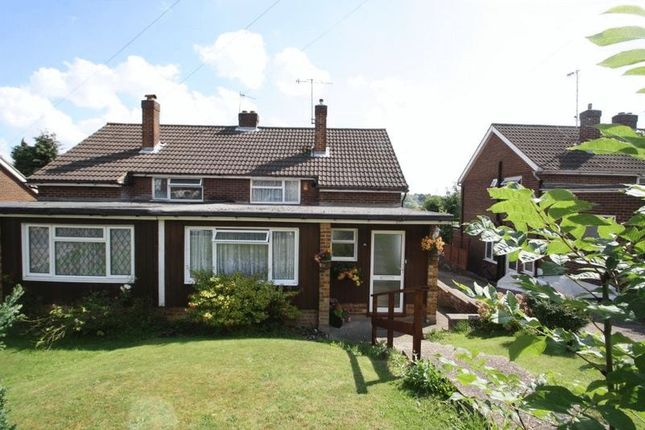 Thumbnail Semi-detached house for sale in Mayhew Crescent, High Wycombe