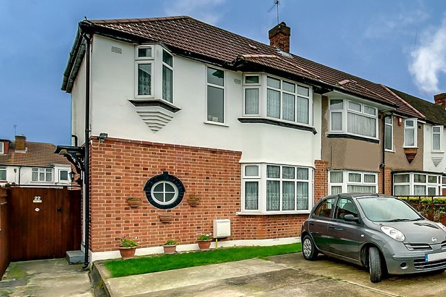 3 bed end terrace house for sale in The Grange, Wembley