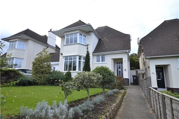 Thumbnail Detached house for sale in Brentry Lane, Bristol