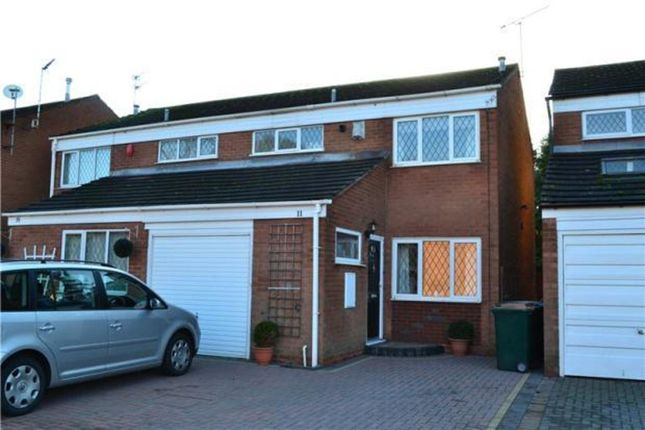 Thumbnail Semi-detached house to rent in Conifer Paddock, Coventry