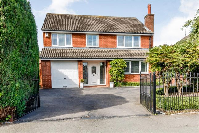 Thumbnail Detached house for sale in Wrenbury Road, Duston, Northampton