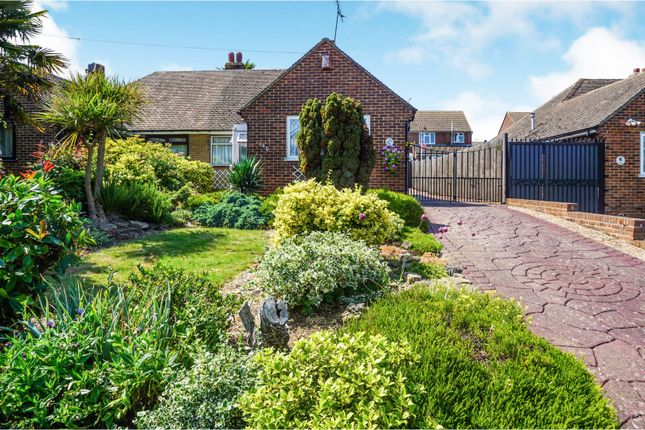 2 bed semi-detached bungalow for sale in Birling Road, Snodland ME6