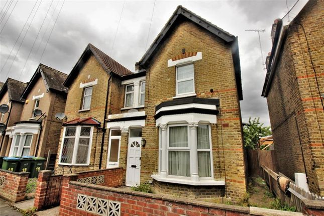 Thumbnail Semi-detached house for sale in Abbey Grove, Co-Op Estate, Abbey Wood, London