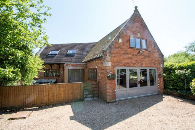 Thumbnail Detached house for sale in School Lane, Riseley, Reading