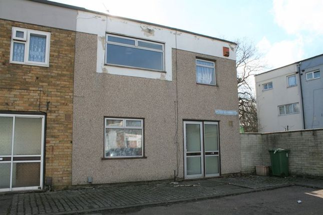 Thumbnail Terraced house to rent in Pomfret Mead, Basildon