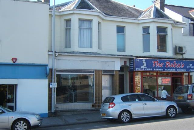 Thumbnail Retail premises to let in Ground Floor, 31, Morshead Road, Crownhill, Plymouth
