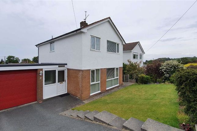 Thumbnail Link-detached house for sale in Parc Gorsedd, Gorsedd, Flintshire
