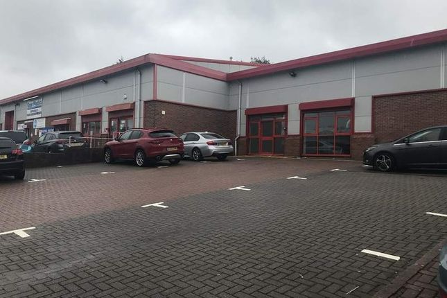 Thumbnail Light industrial to let in Unit 4A, Redwood Trade Park, Oldbury