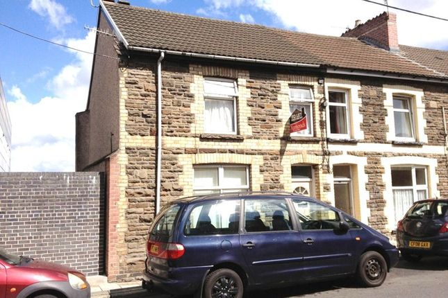 Thumbnail Maisonette to rent in Gilfach Street, Bargoed