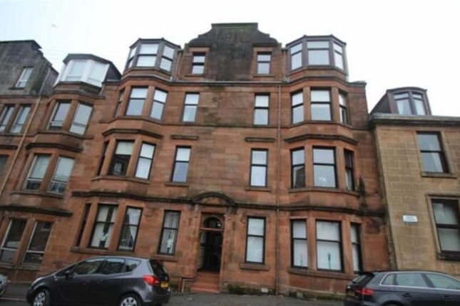 Thumbnail 2 bed flat for sale in Bank Street, Greenock