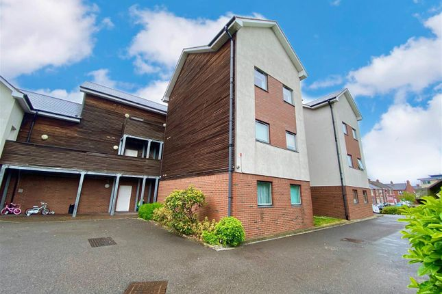 Thumbnail Flat to rent in 2 Druridge House, Mindrum Terrace, North Shields