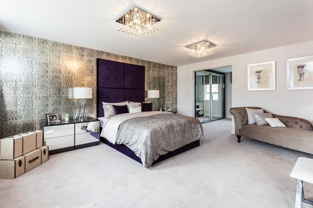 "Master Bedroom of ""Lichfield"" at Langmore Lane, Lindfield, Haywards Heath RH16"