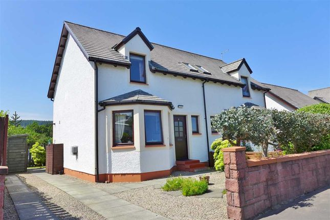 Thumbnail Cottage for sale in Cora Linn Court, Brodick, Isle Of Arran