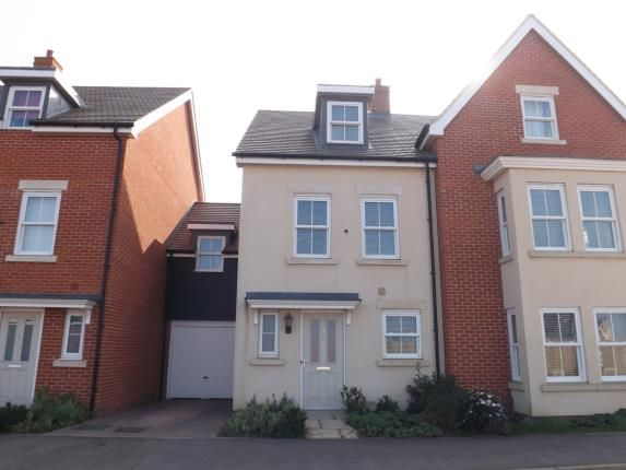 Thumbnail Property for sale in Walker Mead, Biggleswade, Bedfordshire