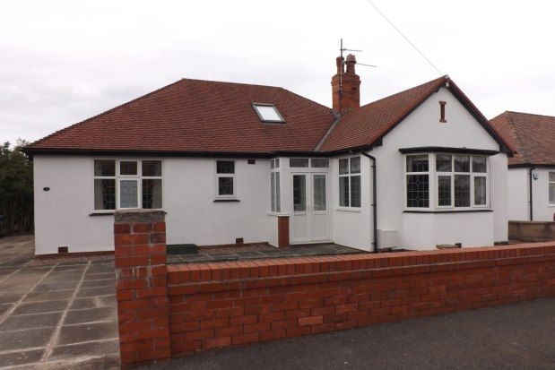 Thumbnail 3 bed detached bungalow to rent in Plas Avenue, Prestatyn