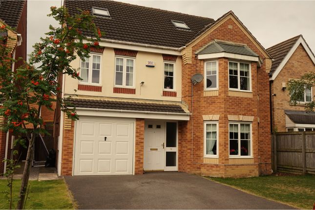 Thumbnail Detached house for sale in Aspen Close, Gomersal