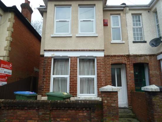 Thumbnail Terraced house to rent in Burlington Road, Southampton