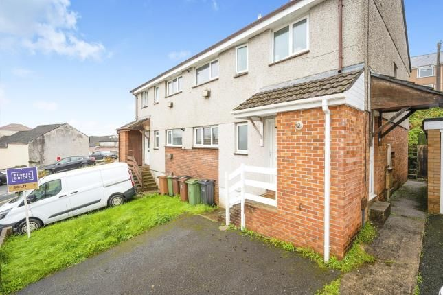 2 bed flat for sale in Compton, Plymouth, Devon PL3