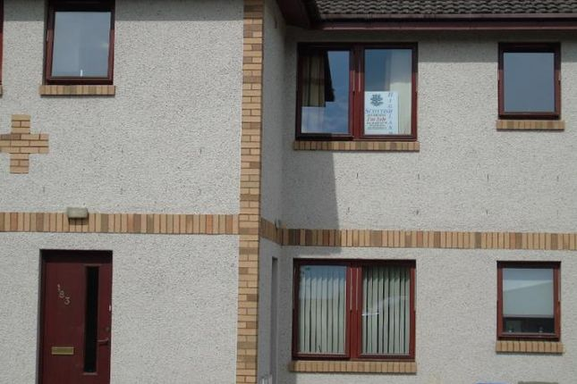Front Elevation of Murray Terrace, Smithton, Inverness IV2