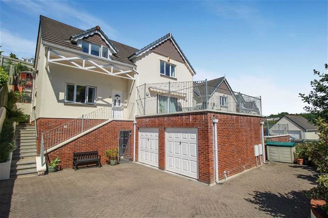 Thumbnail Detached house for sale in Ford Rise, Bideford