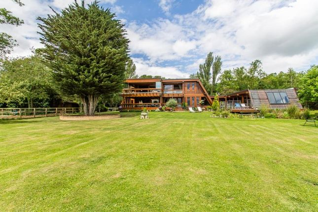 Thumbnail Detached house for sale in Madingley Road, Coton, Cambridge