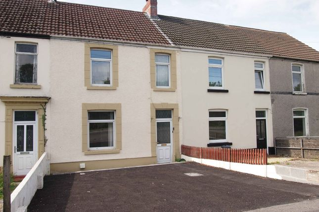 Thumbnail Terraced house for sale in Glasfryn Terrace, Swansea, West Glamorgan SA44Lf
