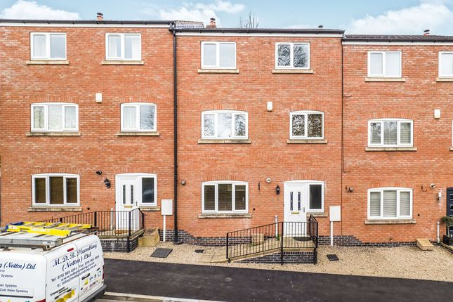 4 bed town house for sale in St Emmanuel View, Arnold, Nottingham