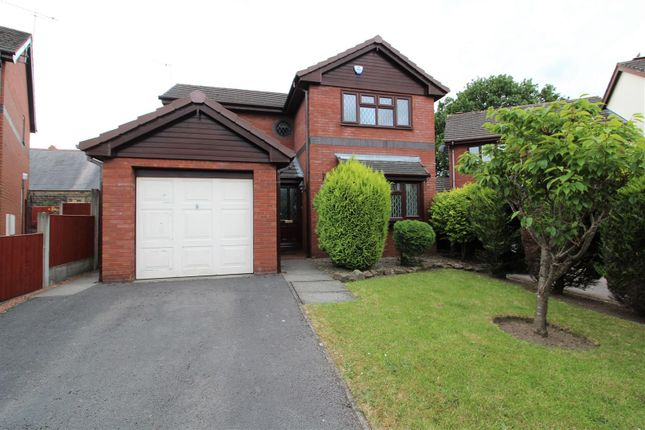3 bed detached house for sale in St. James Court, Rhosddu Road, Wrexham LL11
