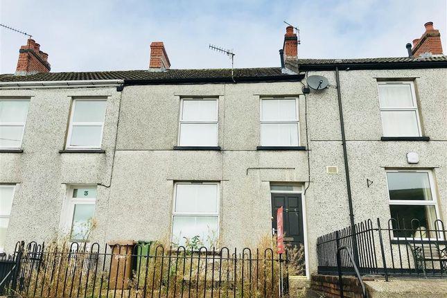 Thumbnail Terraced house to rent in Barkley Street, Abertysswg, Tredegar