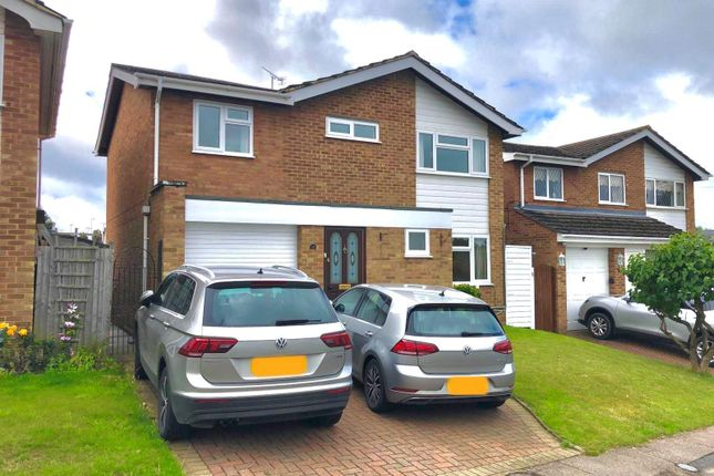 Thumbnail Detached house to rent in Carnation Close, Leighton Buzzard