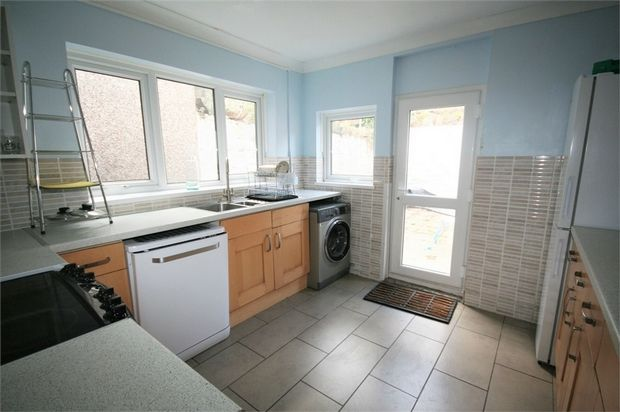 Thumbnail Terraced house to rent in Watkin Street, Mount Pleasant, Swansea